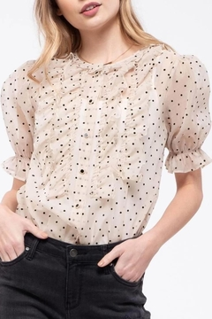 ShopGoldies Vintage-Inspired Button Down - Product List Image