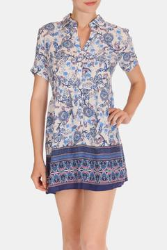 ShopGoldies Wednesday Blues Dress - Product List Image
