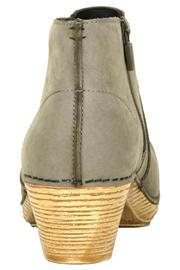 Dansko Maria Taupe Bootie - Back cropped