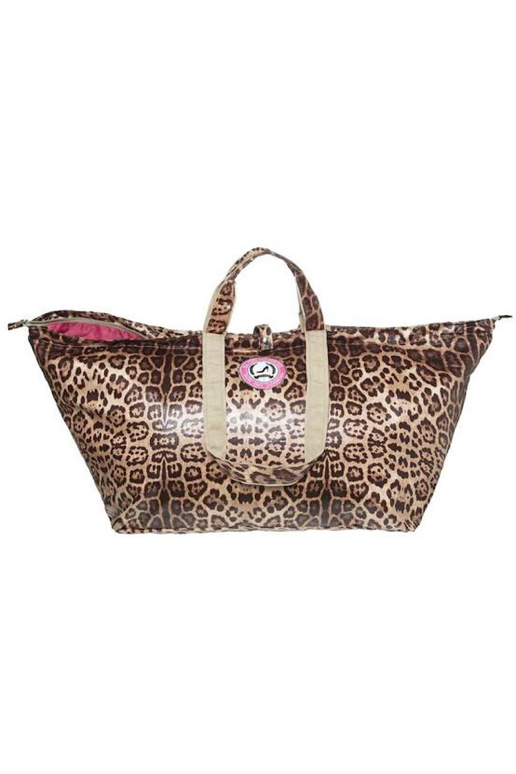All-time Favourites Shopper Leopard/python - Front Cropped Image