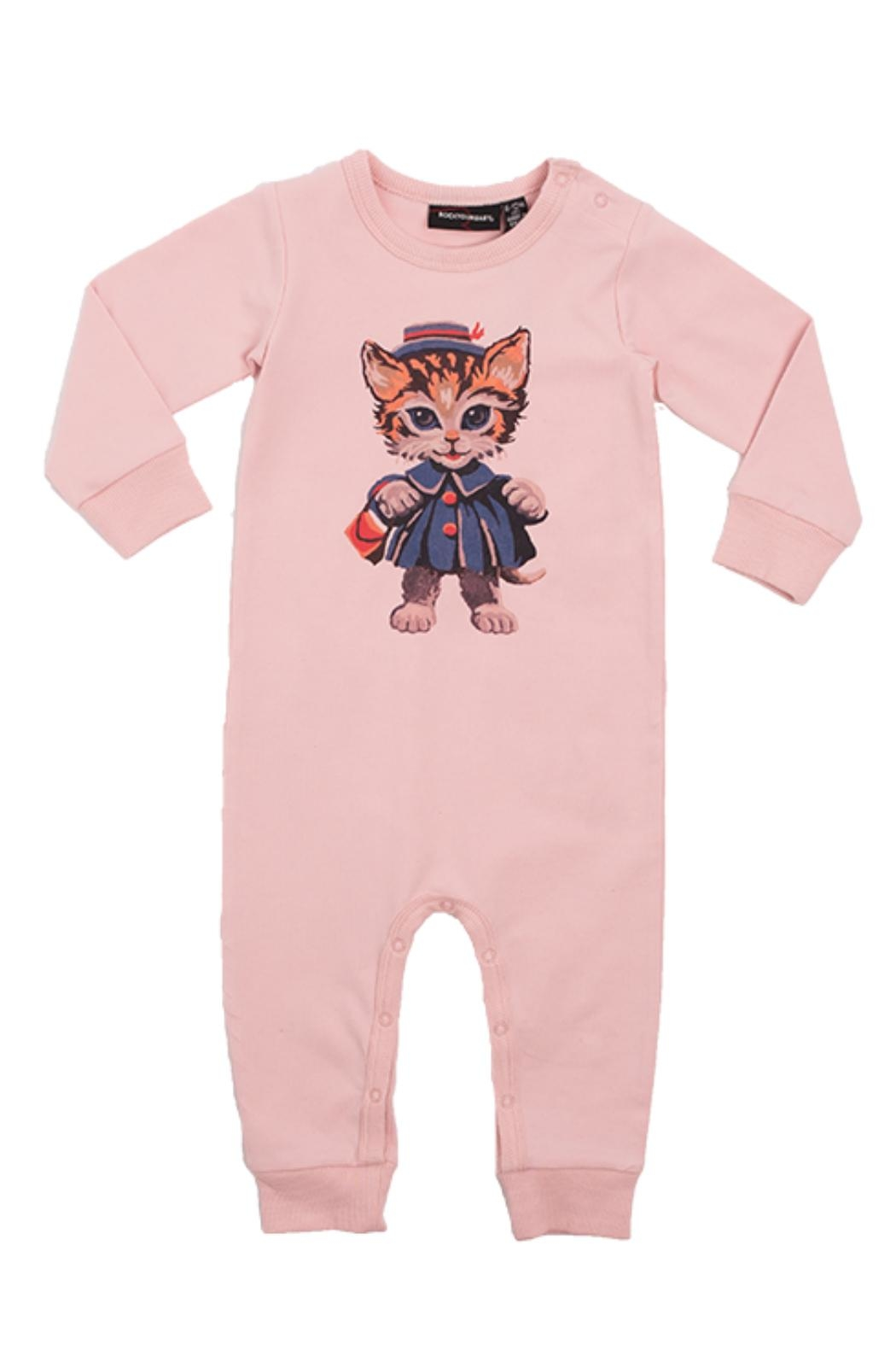 Rock Your Baby Shopping Day Playsuit - Main Image