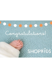 Shoptiques e-Gift Card - Front cropped