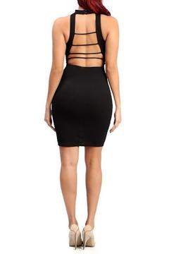 ShopWTD Midi Bodycon Dress - Alternate List Image