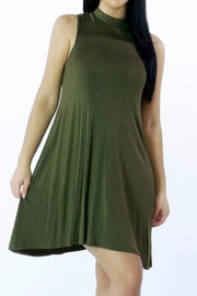 ShopWTD Tunic Dress - Front cropped