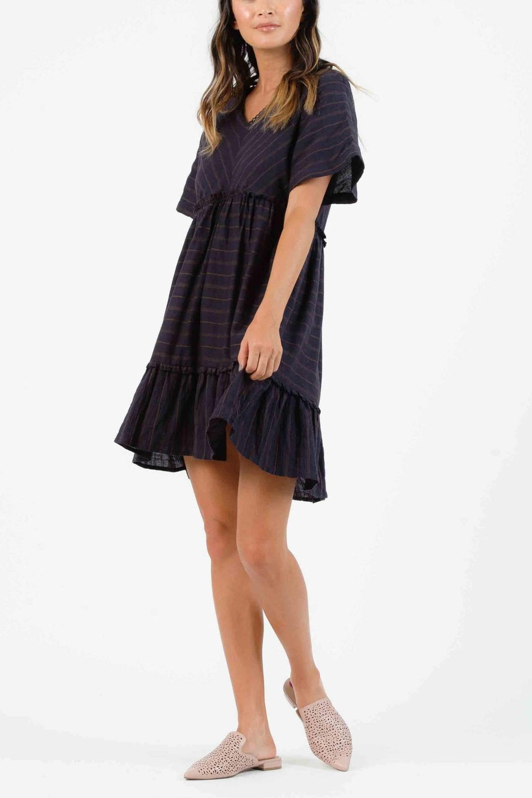 Lucca Shore Baby Doll Dress - Main Image