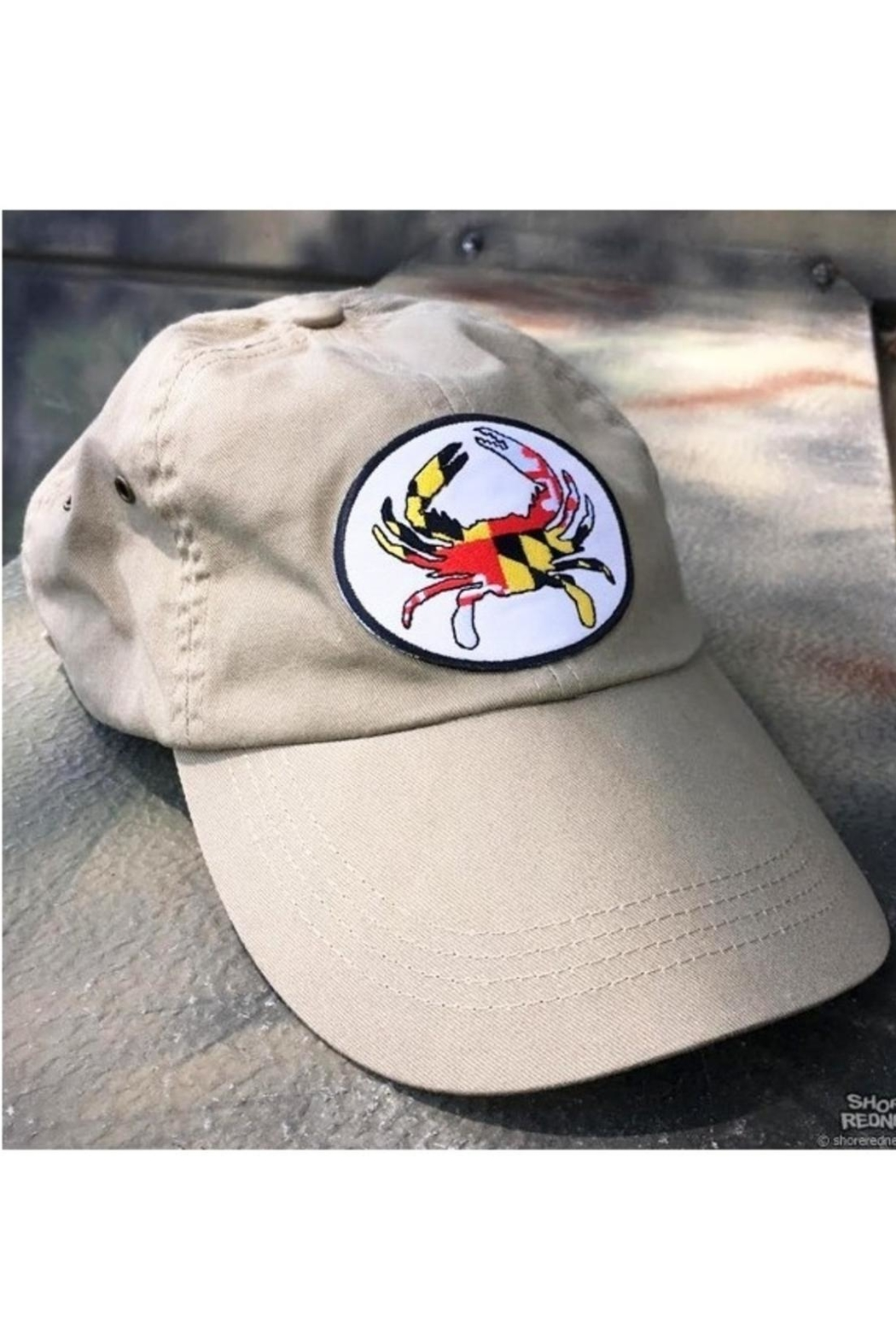 Shore Redneck  Maryland Crab Hat - Main Image