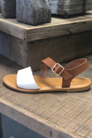 Bamboo Shoreline Sandal - Front cropped