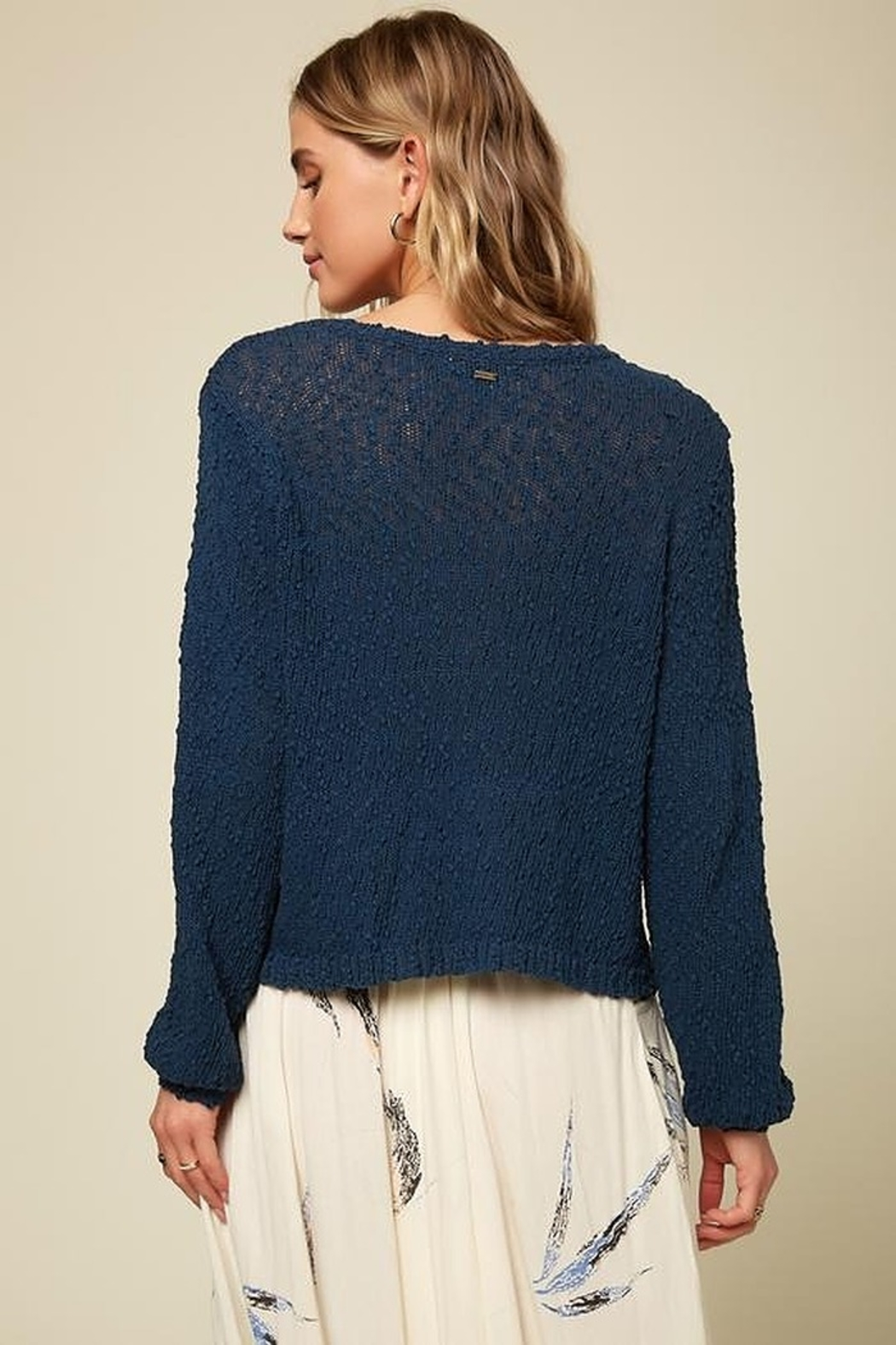 O'Neill Shores Solid Sweater - Front Full Image