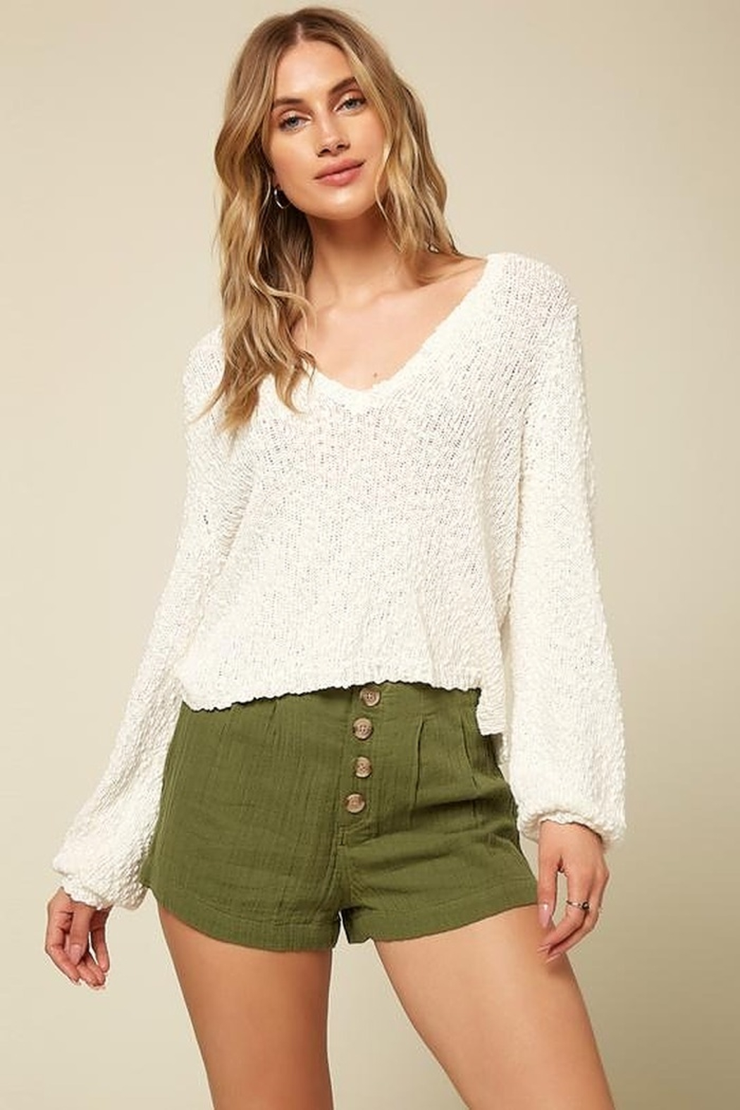 O'Neill Shores Solid Sweater - Main Image