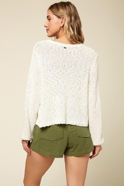 O'Neill Shores Solid Sweater - Front full body