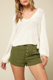 O'Neill Shores Solid Sweater - Front cropped