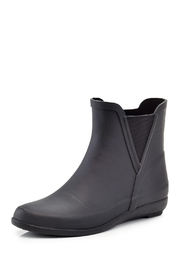 Henry Ferrera Short Black Boot - Product Mini Image