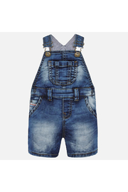 Mayoral Short Overalls - Front cropped