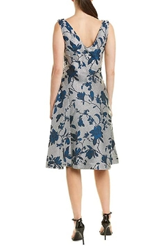 Kay Unger Short Print Dress - Alternate List Image