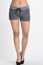T-Party Fashion Short Shorts - Front cropped