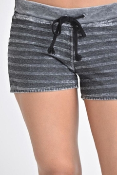 T-Party Fashion Short Shorts - Alternate List Image