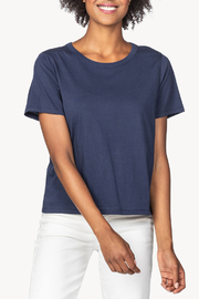Lilla P Short Sleeve Boxy Tee - Product Mini Image