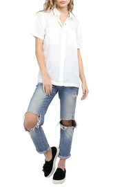 Glam Short-Sleeve Classic Shirt - Side cropped