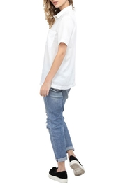 Glam Short-Sleeve Classic Shirt - Front full body