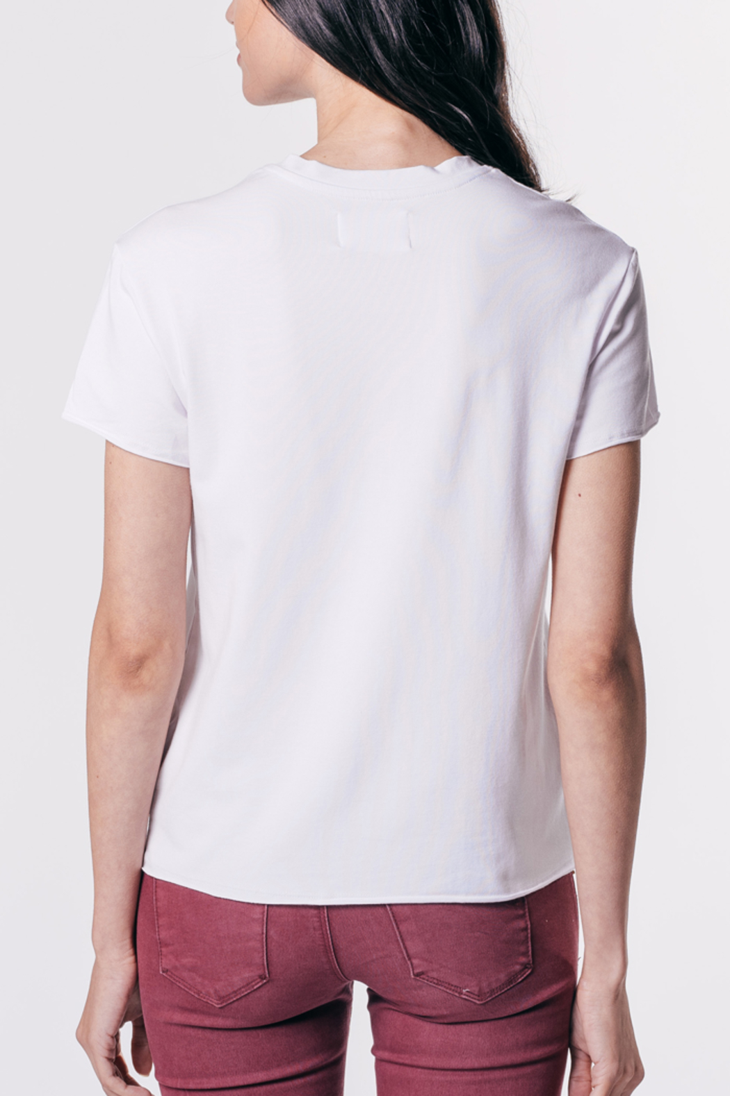 Southcott Threads SHORT SLEEVE CREW T-SHIRT - Side Cropped Image