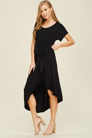 annabelle Short Sleeve Dress - Back cropped