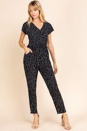Gilli  Short Sleeve Jumpsuit - Product Mini Image