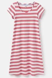 Joules Short/sleeve Swing Dress - Other