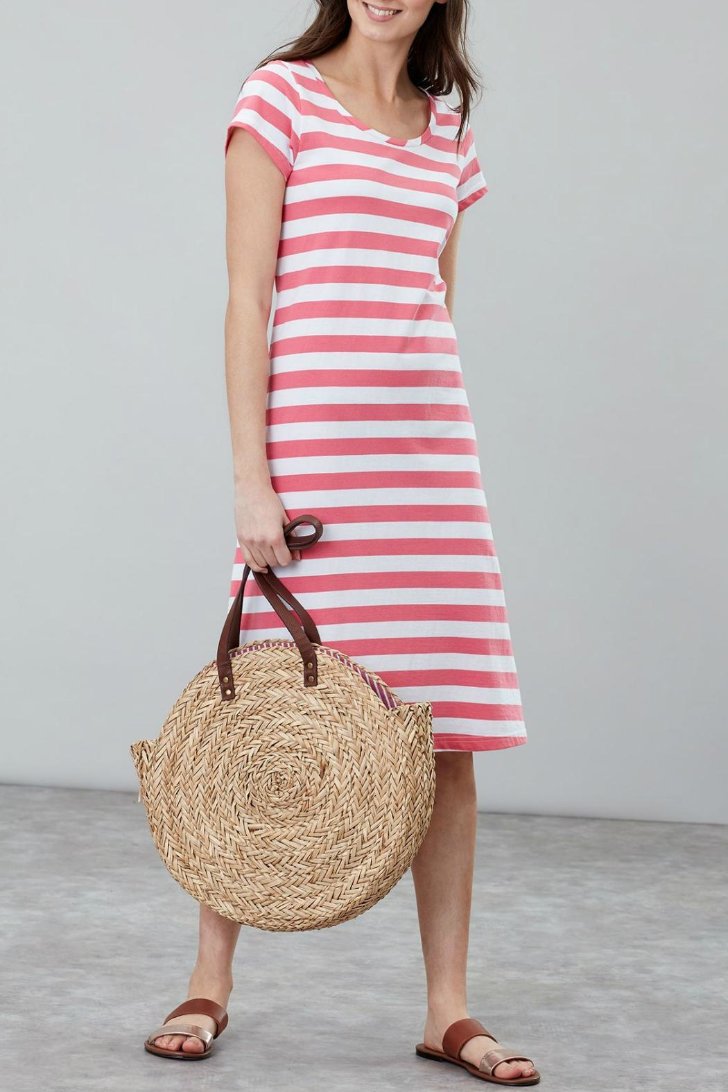 Joules Short/sleeve Swing Dress - Main Image
