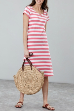 Joules Short/sleeve Swing Dress - Product List Image