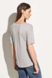 Vince Short Sleeve Tee - Back cropped
