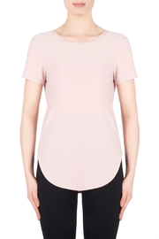 Joseph Ribkoff Short Sleeve Top - Product Mini Image