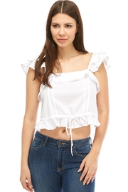 Lumiere Short Sleeve Top - Product Mini Image
