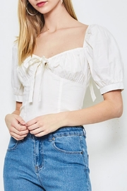 etophe studios Short Sleeve Top - Front cropped