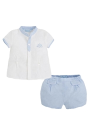 Mayoral Short & Tee Set - Front cropped
