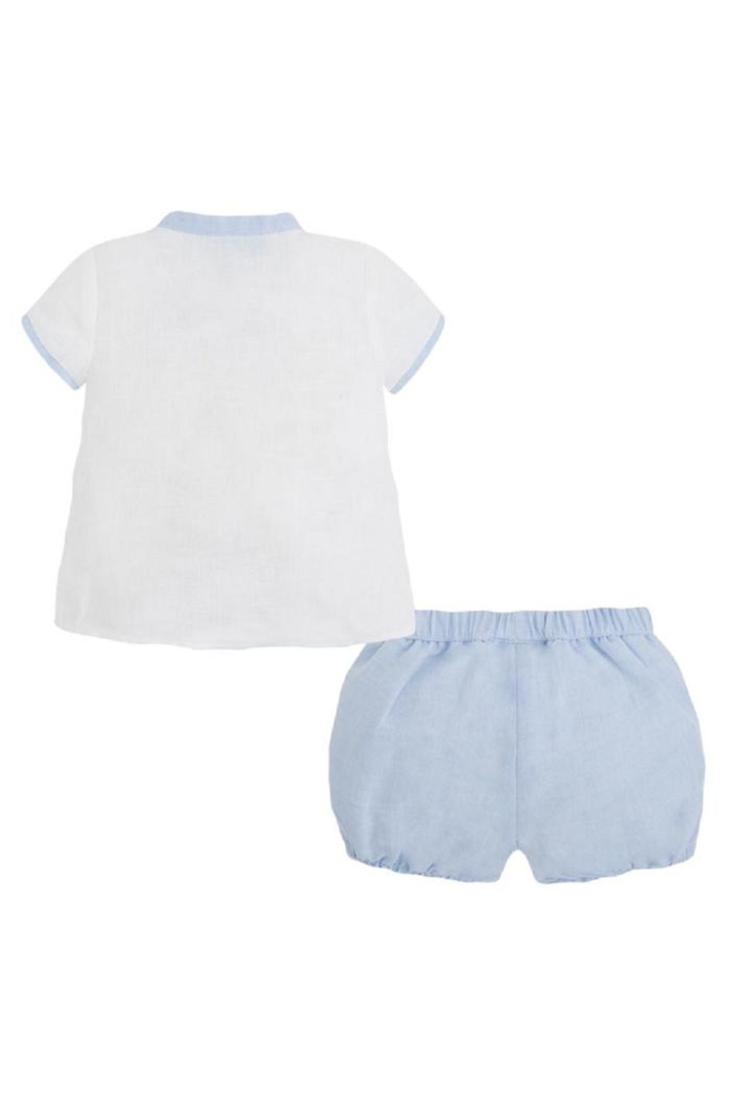 Mayoral Short & Tee Set - Front Full Image