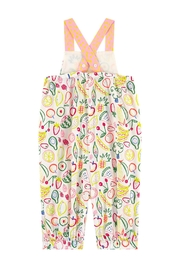 Stella McCartney Kids Shortall With Straps - Side cropped