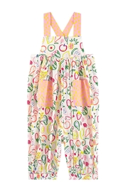 Stella McCartney Kids Shortall With Straps - Front cropped