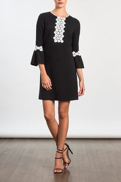 Shoshanna Bell Sleeve Dress - Alternate List Image