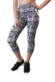 Shosho Active Athletic Leggings - Product Mini Image