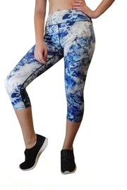 Shosho Active Athletic Leggings - Front cropped