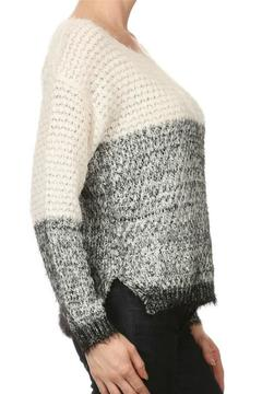 Shoptiques Product: Fuzzy Soft Sweater