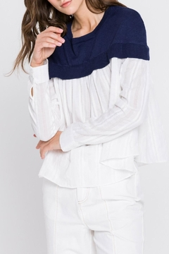 English Factory Shoulder Top - Product List Image
