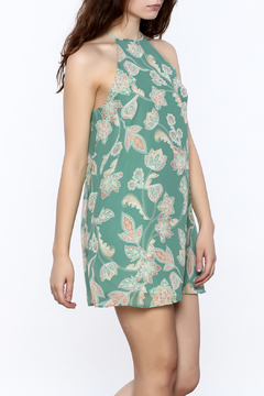 Shoptiques Product: Floral Paisley Print Dress