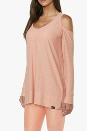 KORAL Show-Off Sweat Tunic - Front full body