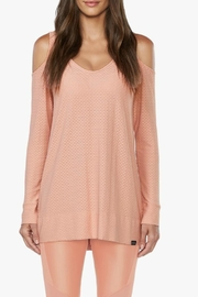 KORAL Show-Off Sweat Tunic - Front cropped