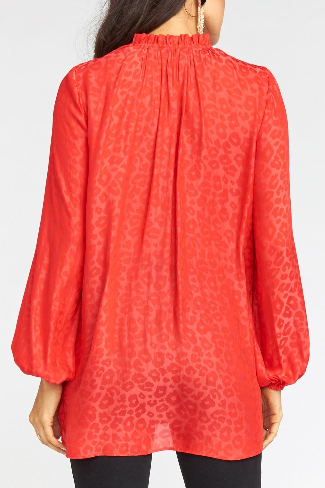 Show Me Your Mumu Alicia Tunic - Side Cropped Image