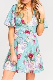 Show Me Your Mumu Aubrey Floral Dress - Product Mini Image