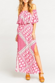Show Me Your Mumu Baby Haci Maxi - Front cropped