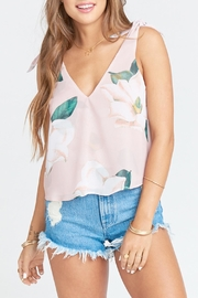Show Me Your Mumu Bailey Bow Top - Product Mini Image