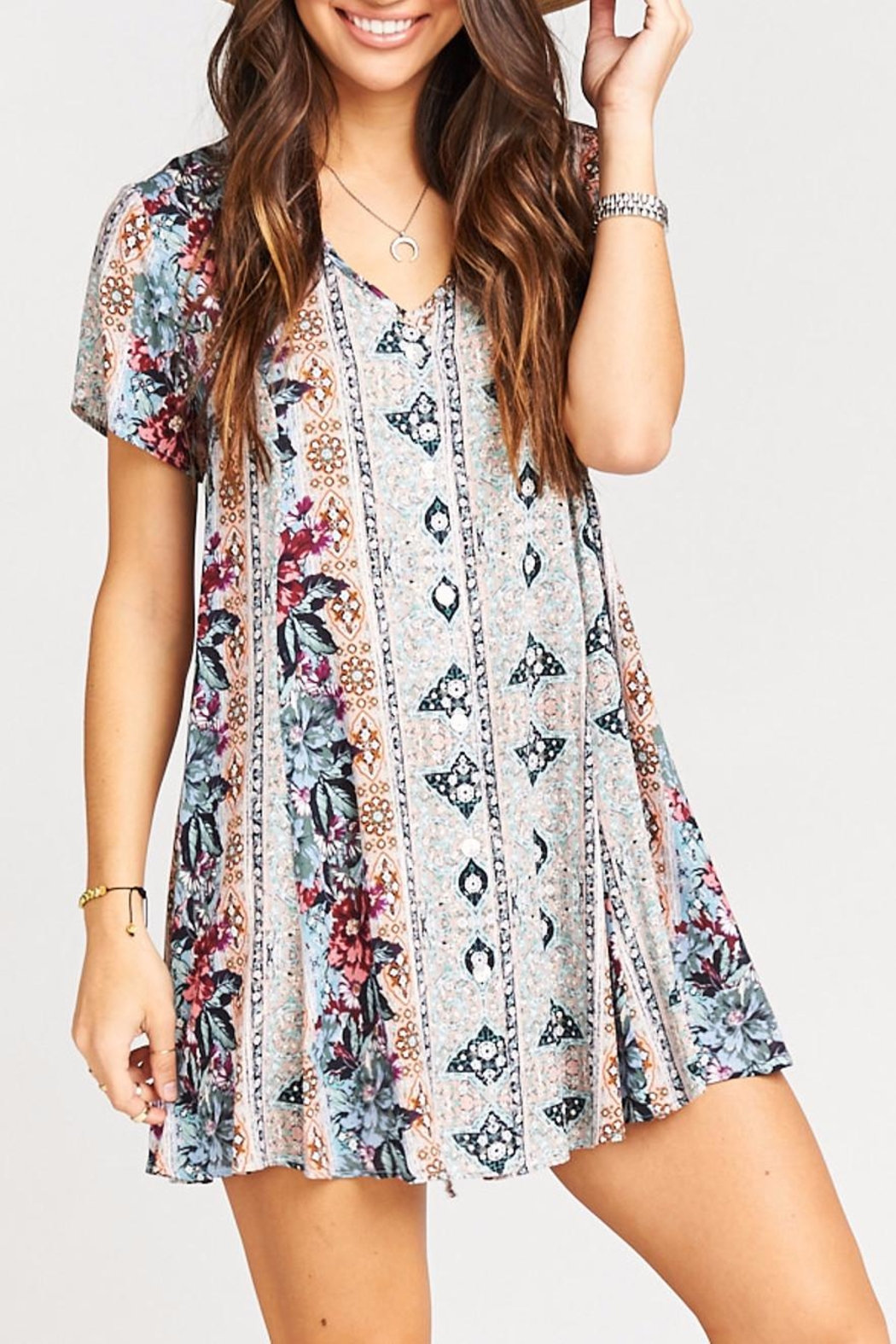 Show Me Your Mumu Bennett Babydoll Dress - Main Image